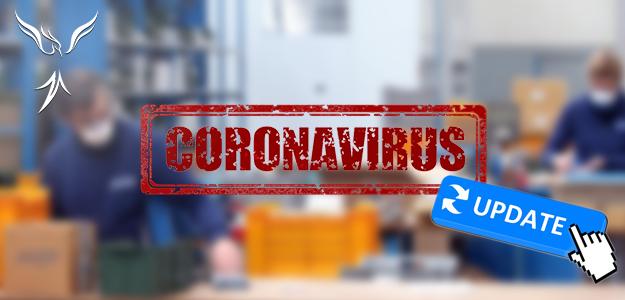 Actualización Medidas de contingencia por CORONAVIRUS
