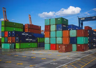 Sector transporte y marítimo