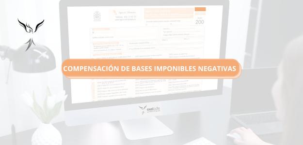 COMPENSACIÓN DE BASES IMPONIBLES NEGATIVAS